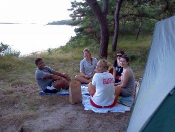 Washburn Camping