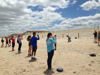 Waquoit Bay Reserve K-12 School Programs