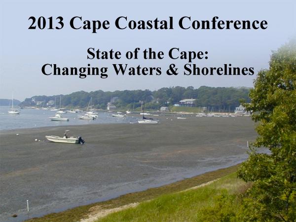 2013 Cape Coastal Conference