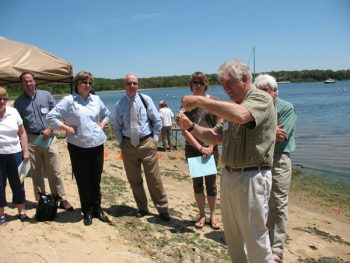 Waquoit Bay Reserve Upcomiing Workshops & Training