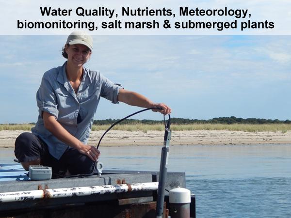 Waquoit Bay Reserve SYSTEM-WIDE MONITORING PROGRAM
