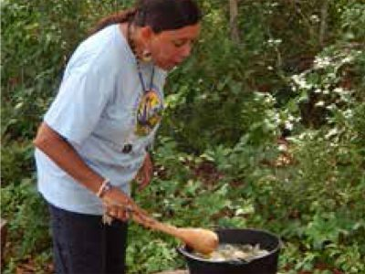 Teachers on the Estuary and the Wampanoag Circle of Life (grades 3-5)