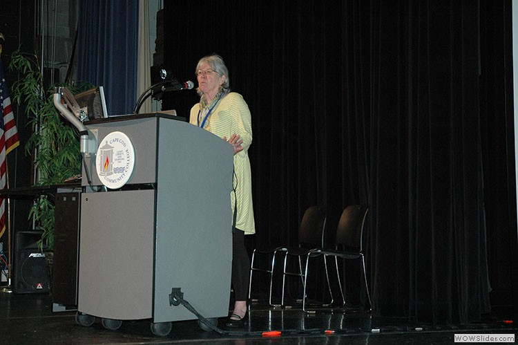 Betsy Gladfelter (Town of Falmouth)