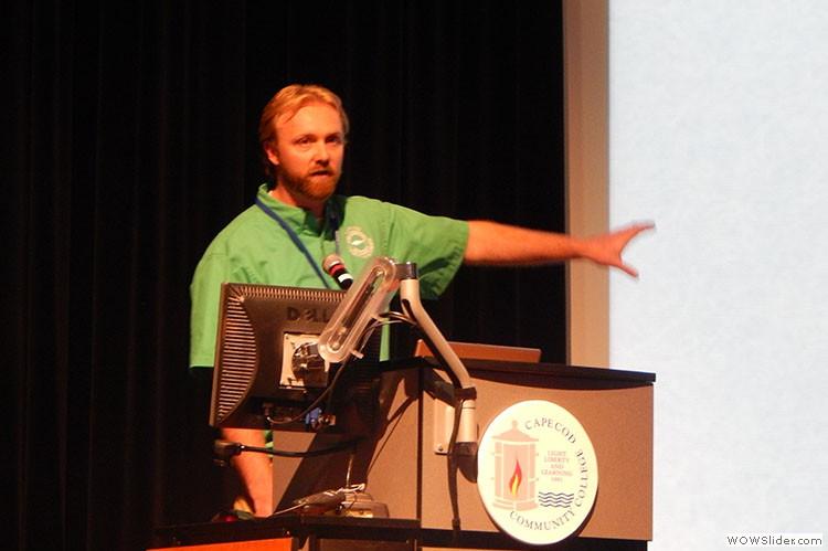 Josh Reitsma (Cape Cod Cooperative Ext)