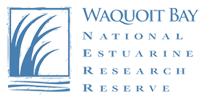Waquoit Bay National Estuarine Research Reserve Logo